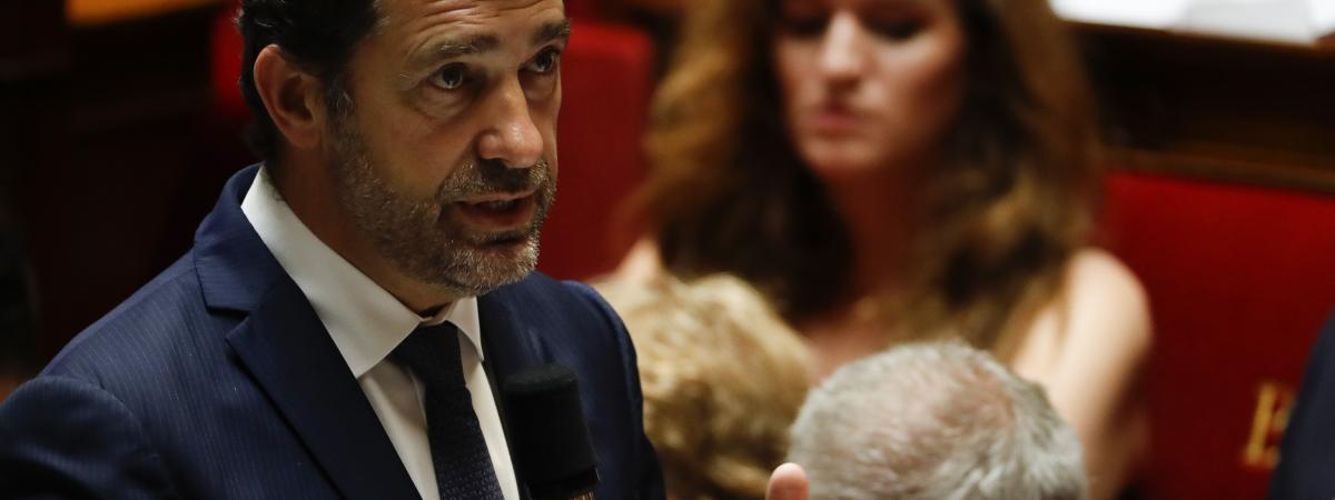 """Nantes : Christophe Castaner n'écarte pas que la disparition d'un jeune homme soit """"peut-être"""" liée à l'intervention policière"""