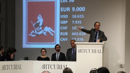 """ENQUETE FRANCEINFO. """"Il ne faut pas casser le commerce"""" : la laborieuse lutte contre le blanchiment d'argent sur le marché de l'art"""