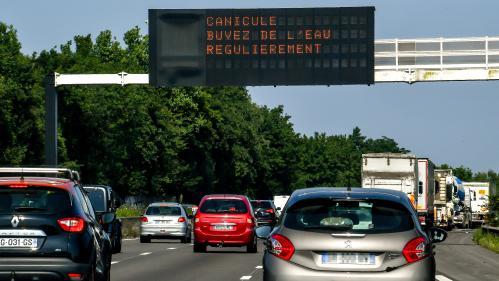 DIRECT. Canicule et pollution : la circulation différenciée mise en œuvre pour la première fois à Marseille
