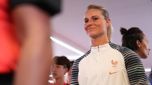 """Mondial 2019 : comment la Française Amandine Henry est devenue la redoutable """"Mandy"""" aux Etats-Unis"""