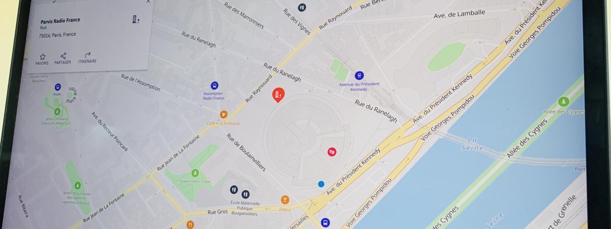 Nouveau monde. On a testé Qwant Maps, le nouveau service cartographique de Qwant