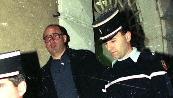 Jean-Claude Romand, le faux médecin condamné pour le meurtre de cinq membres de sa famille, est sorti de prison