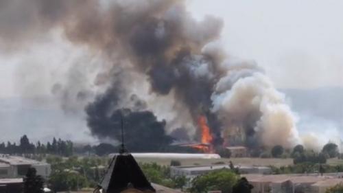 Incendies dans le Gard : le pyromane présumé était sorti de l'hôpital psychiatrique pour allumer plusieurs feux