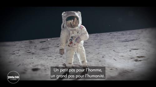VIDEO. L'homme est allé sur la Lune en 1969 avec un ordinateur de bord ayant moins de capacités qu'un smartphone