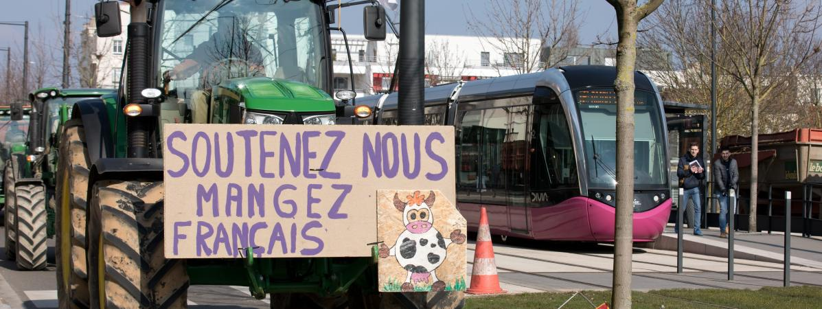 Accord UE-Mercosur : «On se retrouve avec une concurrence déloyale», dénonce un vice-président des Jeunes agriculteurs