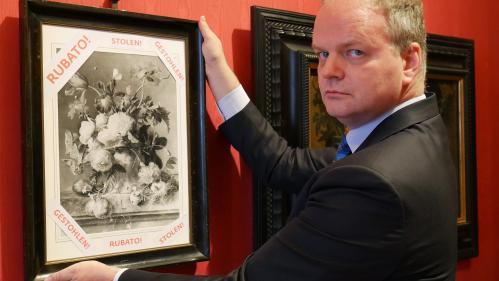 """L'Allemagne va restituer un tableau volé par les nazis au """"Palazzo Pitti"""" de Florence"""