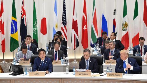 """Accord fragile sur climat au G20 : """"On n'a heureusement pas assisté au pire, mais on l'a frôlé"""", déplore le président de Greenpeace France"""