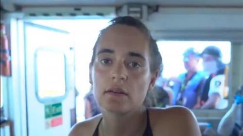 """Italie : la capitaine du """"Sea-Watch"""" arrêtée après avoir accosté de force à Lampedusa"""