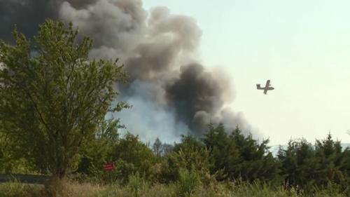 Incendies dans le Gard : 11 maisons et 620 hectares détruits