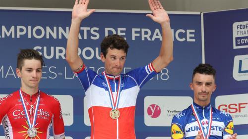 DIRECT. Regardez le championnat de France de cyclisme sur route