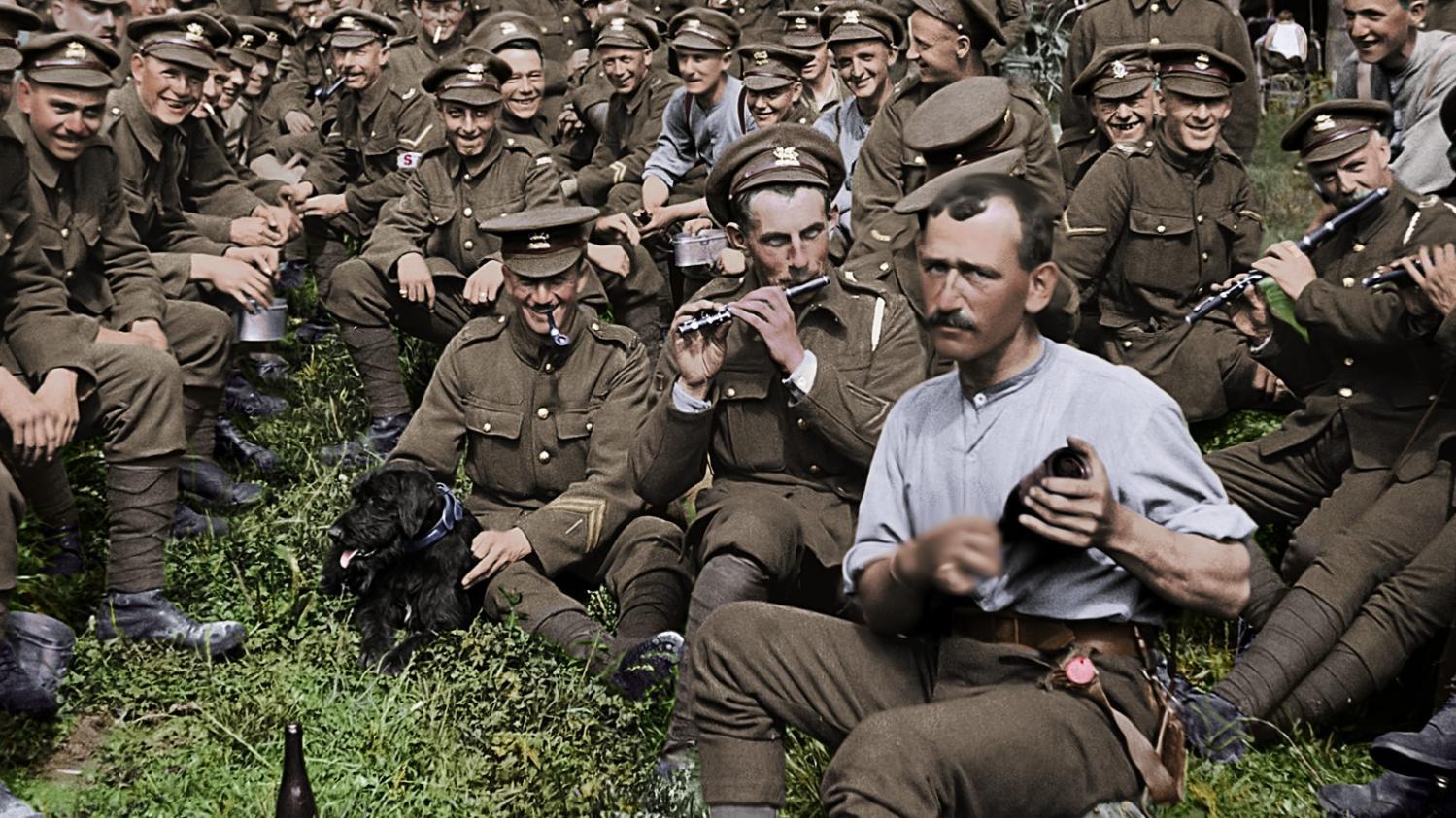 sites de rencontre pour les soldats au Royaume-Uni