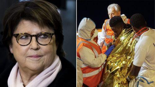 """""""Je veux porter un accueil à tous ceux qui fuient la guerre"""" : Martine Aubry se dit prête à recevoir à Lille les réfugiés du """"Sea-Watch"""""""