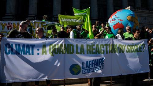 """Plutôt jeunes, déjà engagés pour l'environnement… Qui sont les signataires de la pétition """"L'Affaire du siècle"""" ?"""