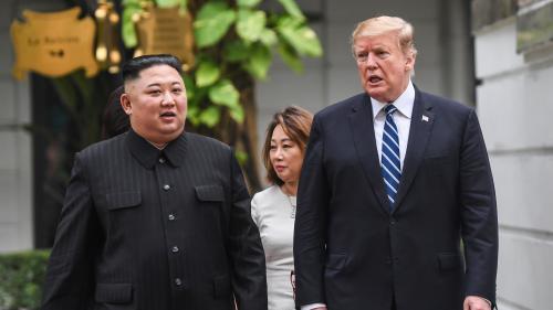 Kim Jong Un accepte de rencontrer Trump à la frontière à la frontière des deux Corées