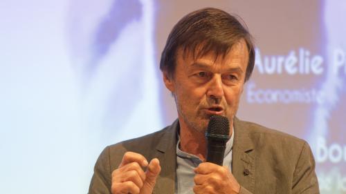 """""""Nous sommes en guerre"""" : Nicolas Hulot appelle à l'unité pour """"affronter la réalité climatique"""""""