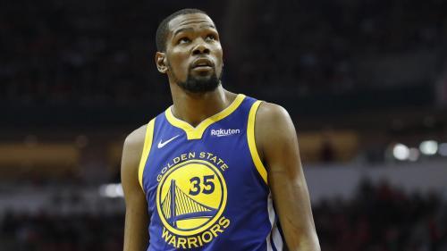 NBA : Kevin Durant rejoint les Brooklyn Nets