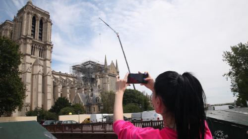 Notre-Dame de Paris : 28 artistes internationaux exposent à la galerie Gagosian pour récolter des fonds