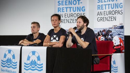 Migrants: l'ONG allemande Sea-Watch déterminée à poursuivre ses opérations de sauvetage en Méditerranée