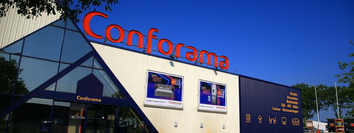 Conforama : les fournisseurs français de l'enseigne sont à la peine