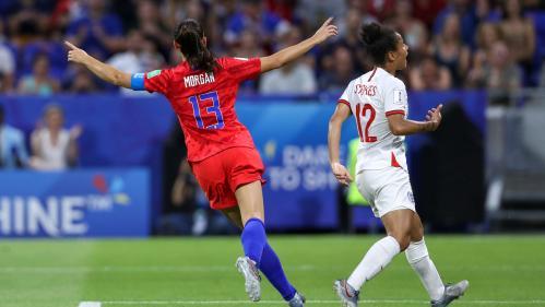 Mondial 2019 : imbattables, les Américaines décrochent leur ticket pour la finale en éliminant les Anglaises (2-1)