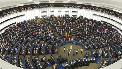 DIRECT. UE : les eurodéputés votent pour élire le président du Parlement européen