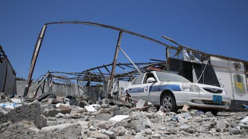 Libye : les Etats-Unis bloquent une résolution pour condamner le carnage dans un centre pour migrants