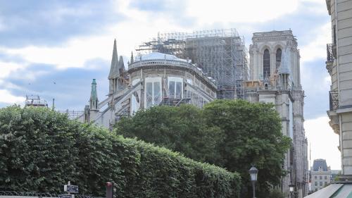Incendie de Notre-Dame : ce qu'il faut savoir sur les taux de plomb supérieurs aux normes relevés autour de la cathédrale