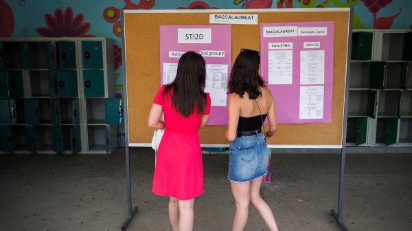 Baccalauréat : des résultats provisoires pour certains candidats