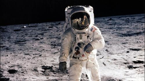 VIDEO. Premier pas de l'homme sur la Lune : des spationautes français partagent leurs souvenirs