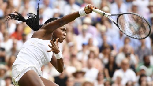 Wimbledon : l'Américaine de 15 ans Cori Gauff se qualifie en huitièmes de finale, du jamais vu
