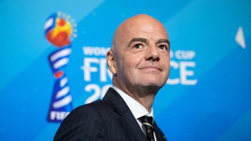 """Mondial 2019 : il s'agit de la """"meilleure Coupe du monde féminine de l'histoire"""", selon le président de la FIFA"""