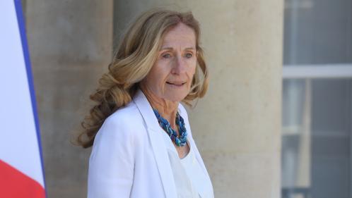 """Élargissement des bracelets anti-rapprochement, """"mission d'inspection""""... Nicole Belloubet annonce une série de mesures pour endiguer les féminicides"""