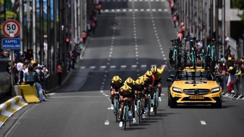 DIRECT. Tour de France 2019 : regardez et commentez avec nous le contre-la-montre par équipes à Bruxelles