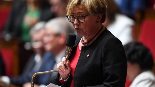 """VIDEO. """"Elle incarnait le dévouement"""" : l'Assemblée nationale rend hommage à la députée Patricia Gallerneau, morte d'un cancer"""