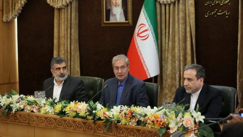 Nucléaire iranien : cinq questions sur la décision de Téhéran d'augmenter son niveau d'enrichissement d'uranium