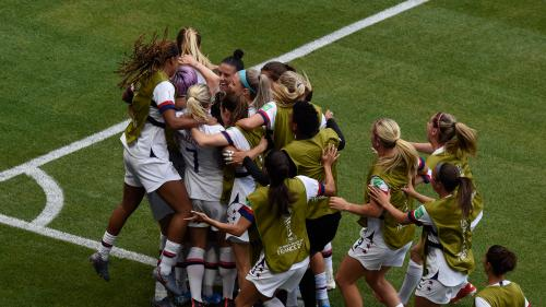 Mondial 2019 : les Américaines de nouveau sacrées championnes du monde en battant les Pays-Bas en finale (2-0)