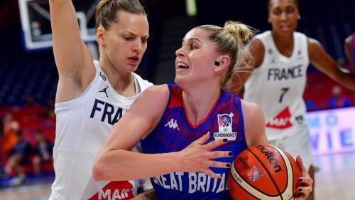 Basket : les Bleues affronteront les Espagnoles en finale de l'Euro