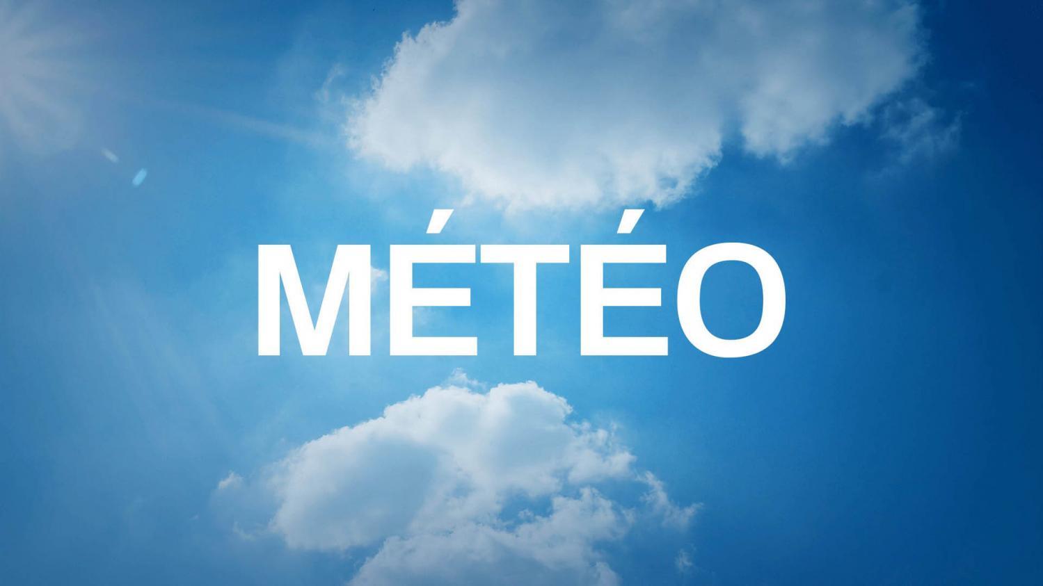 Bulletin météo du lundi 8 juillet 2019 à 13h40 - Franceinfo