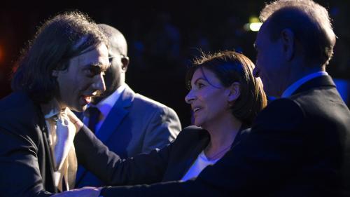"""VIDEO. """"La meilleure, c'est Anne Hidalgo"""" : quand le député Cédric Villani soutenait sa rivale actuelle pour la mairie de Paris"""