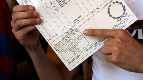 """Rétention des notes du bac : """"Nos standards explosent, chaque cas est particulier"""", selon les parents d'élèves de la FCPE"""
