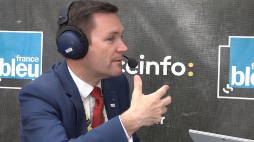 """VIDEO. Un Tour de France féminin? """"C'est vrai que le cyclisme est en retard"""", reconnaît le président de l'UCI"""