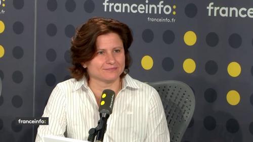 """Coupe du monde féminine de football : """"Nous aussi, on a notre place"""" sur un terrain, déclare Roxana Maracineanu"""