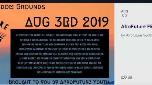 Etats-Unis : un festival voulait faire payer les Blancs plus cher