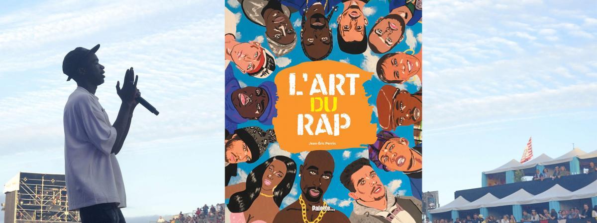 L Art Du Rap Explique Aux Enfants Et Aux Parents Un Livre
