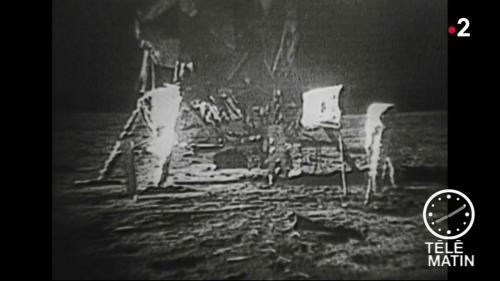 Espace : 50 ans après, beaucoup pensent que l'Homme n'a jamais marché sur la Lune