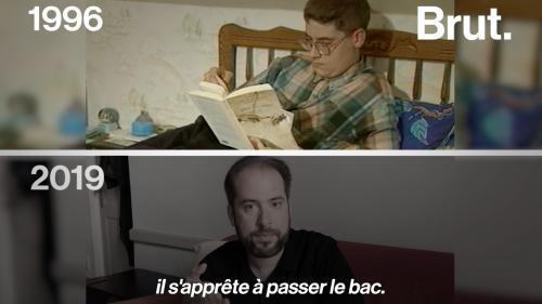 VIDEO. De féru de mathématiques à musicien… Qu'est devenu le plus jeune bachelier de France de l'année 1996 ?