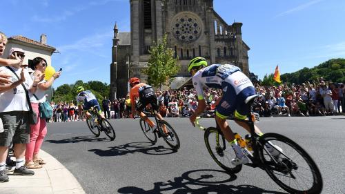 DIRECT. Tour de France : le peloton accélère, ça sent le sprint... Regardez la fin de la 4e étape entre Reims et Nancy