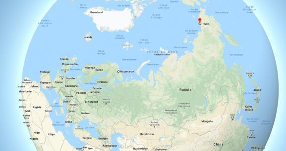 L\'Akademik Lomonosov va parcourir 5 000 km pour rallier Mourmansk à Pevek à partir du mois d\'août 2019.