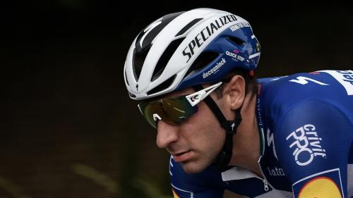 Tour de France : l'Italien Elia Viviani remporte la 4e étape, le Français Julian Alaphilippe reste en jaune