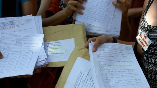 """""""Tout ça a bousillé des gens"""" : après le fiasco du bac 2019, élèves et parents s'insurgent contre une notation """"aléatoire"""""""